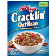 Kelloggs Cracklin Oat Bran Cereal, 16.5 Ounce -- 10 per case