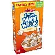 Kelloggs Original Frosted Mini Wheats Cereal, 24 Ounce -- 10 per case
