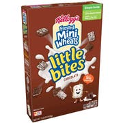 Kelloggs Chocolate Little Bites Frosted Mini Wheats Cereal, 15.9 Ounce -- 10 per case