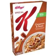 Kelloggs Special K Cinnamon Pecan Cereal, 12.1 Ounce -- 10 per case
