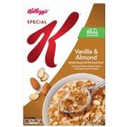 Kelloggs Special K Vanilla Almond Cereal, 12.9 Ounce -- 10 per case