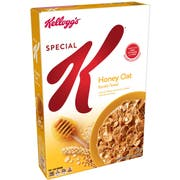 Kelloggs Special K Oats and Honey Cereal, 13.2 Ounce -- 10 per case