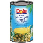 Dole Pineapple Juice, 46 Ounce -- 12 per case.