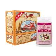 Bobs Red Mill Gluten Free Pie Crust Mix, 16 Ounce -- 4 per case