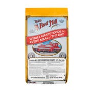 Bobs Red Mill Old Fashioned Rolled Oats, 25 Pound -- 1 each.