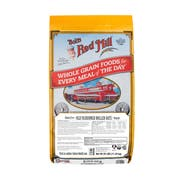 Bobs Red Mill Gluten Free Organic Old Fashioned Rolled Oats, 25 Pound -- 1 each.