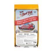 Bobs Red Mill Organic Corn Flour, 25 Pound -- 1 each.