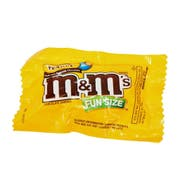 M and Ms Fun Size Peanut Chocolate Candy, 23 Pound -- 1 each.