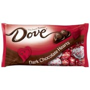 Dove Valentines Dark Chocolate Hearts - Mixed Floorstand -- 1 each