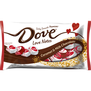 Dove Valentines Caramel and Milk Chocolate - Display Ready Case, 7.94 Ounce -- 24 per case