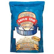Peter's Movie Time White Snack Salt Popcorn Seasoning, 35 ounce -- 12 per case
