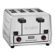 Waring Commercial Heavy Duty Switchable Bread and Bagel Toaster, 9 x 11.5 x 10.5 inch -- 1 each.