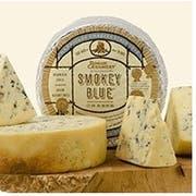 Rogue Creamery Smokey Blue Cheese Wheel, 5 Pound -- 1 each