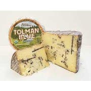 Rogue Creamery Organic Tolman Blue Cheese Wheel, 0.85 Pound -- 4 per case