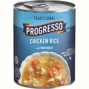 Progresso Chicken Rice with Vegetable Soup, 19 Ounce -- 12 per case.