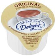 International Delight Original Non Dairy Creamer, 1 Ounce -- 384 per case