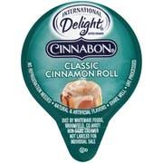International Delight Cinnabon Coffee Creamer, 0.43 Ounce -- 288 per case
