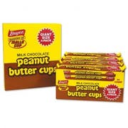 Boyer Peanut Butter Cup Giant Bar, 3.2 Ounce -- 144 per case.