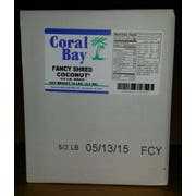 MarxCoconut Coral Bay Fancy Long Shredded Coconut, 2 Pound -- 5 per case.