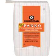 Kikkoman Panko Toasted Bread Crumb, 25 Pound -- 1 each.