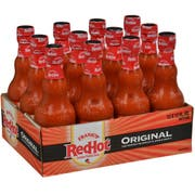 Franks Original Red Hot Sauce -- 12 Bottle 12 Ounce