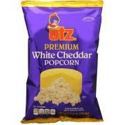 Utz Premium White Cheddar Popcorn, 2.875 Ounce -- 14 per case