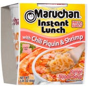 Maruchan Instant Lunch Cajun Style with Shrimp - 2.25 oz. cup, 12 per case