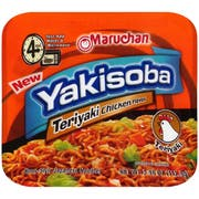 Maruchan Yakisoba - Teriyaki Chicken, 3.98 Ounce -- 8 per case.