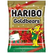 Haribo Gold Bears Confectionery Christmas Gummi Candy - Shipper, 4 Ounce -- 72 per case