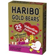 Haribo Gold Bears Valentines Confectionery Gummi Candy, 10.6 Ounce -- 12 per case