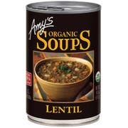 Amys Organic Lentil Soup , 14.5 Ounce -- 12 per case