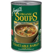 Amys Kitchen Vegetable Barley Soup, 14.1 Ounce -- 12 per case