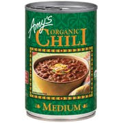 Amys Organic Medium Chili, 14.7 Ounce -- 12 per case
