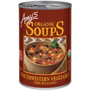 Amys Organic Fire Roasted Southwestern Vegetable Soup, 14.3 Ounce -- 12 per case