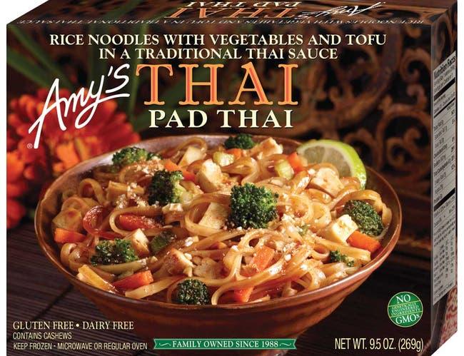 Amys Thai Pad Thai, 9.5 Ounce -- 12 per case
