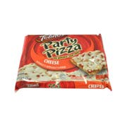 Totinos Cheese Party Pizza, 9.8 Ounce -- 14 per case.