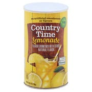 Kraft Country Time Lemonade Beverage, 5.156 Pound -- 6 per case.