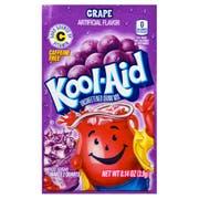 Kraft Kool Aid Grape Beverage, 0.14 Ounce -- 192 per case.