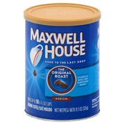 Maxwell House Original Roast Ground Coffee, 11.5 Ounce -- 6 per case.