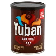 Yuban Dark Roast Coffee, 11 Ounce -- 6 per case.