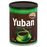 Yuban Original Decaffeinated Coffee, 12 Ounce -- 6 per case.