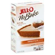 Jello Dessert No Bake Pumpkin Style Pie, 9.2 Ounce -- 6 per case.