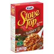 Stove Top Turkey Stuffing,  6 Ounce -- 12 Case