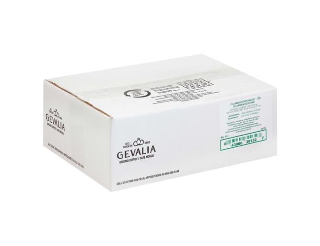 Gevalia Colombian Decaffeinated Coffee, 2.5 Ounce -- 24 per case.