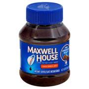 Maxwell House Instant Coffee - 4 oz. jar, 12 jars per case