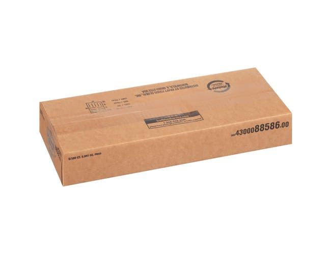 Maxwell House Instant Coffee - 100 single serve envelopes per box, 5 boxes per case