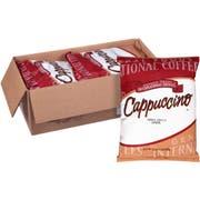 General Foods International French Vanilla Supreme Cappuccino Mix - 2 lb. pouch, 6 pouches per case