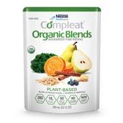 Compleat Organic Blends Garden Blend Plant Based Tube Feeding, 10 Fluid Ounce -- 24 per case.