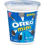 Oreo Go Paks Mini Sandwich Cookies, 3.5 Ounce -- 12 per case.