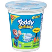 Nabisco Triscuit Go Pak Honey Teddy Grahams Crackers, 2.75 Ounce -- 12 per case.